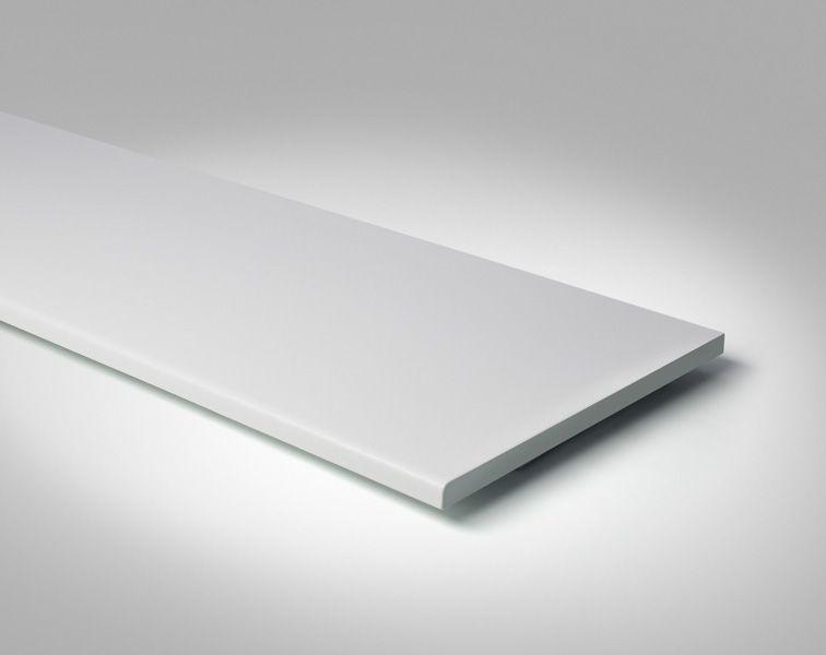 125mm széles Helopal Classic 95 kódú (fényes fehér) ablakpárkány