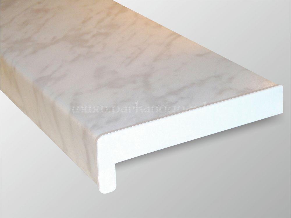 150mm széles márvány fóliás műanyag párkány-belső könyöklő
