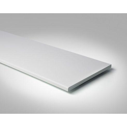 125mm széles Helopal Classic 95M kódú (matt fehér) ablakpárkány