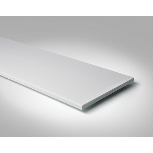 225mm széles Helopal Classic 95M kódú (matt fehér) ablakpárkány
