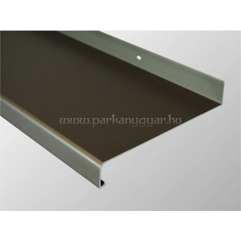 eloxalt bronz extrudalt aluminium parkany akcio parkanygyar 260mm