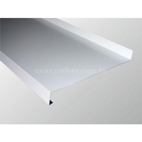 feher hajlitott aluminium parkany akcio olcso 150 mm
