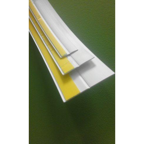 Hajlítható műanyag takaróléc 70 mm