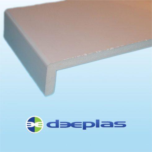 350 mm széles Deeplas habosított fehér ablakpárkány