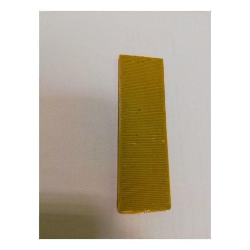 Hézagoló (üvegező) ék 4mm